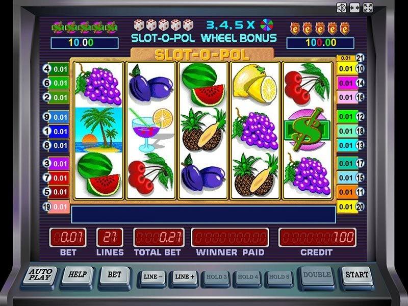 Игровой автомат slot pol игровые автоматы новости чебоксары