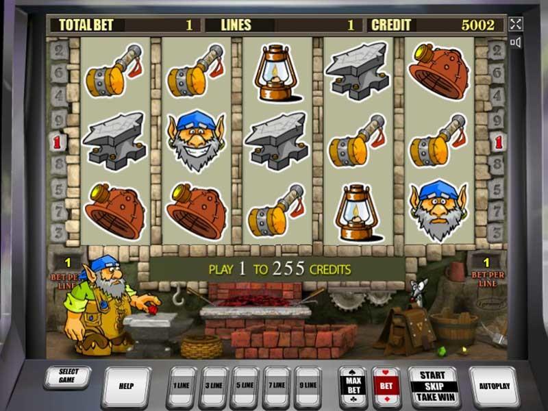 играть бесплатно игровые автоматы гномы